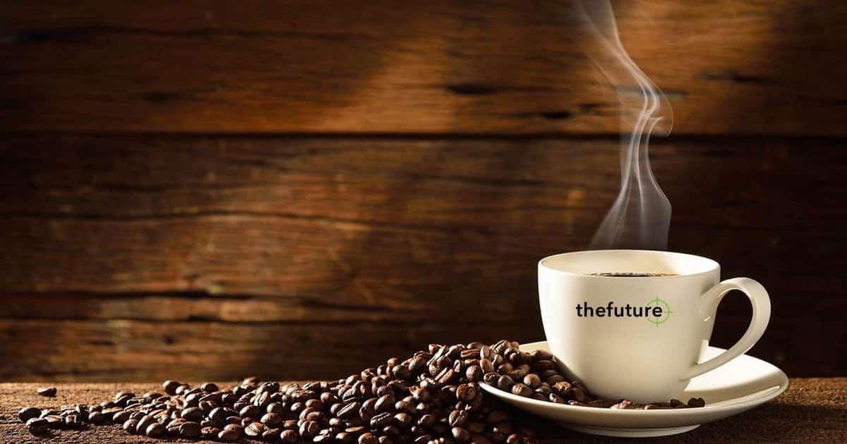 thefuture, Kontakta-oss, Kaffekopp