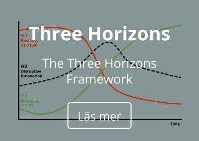 The Three Horizons Framework