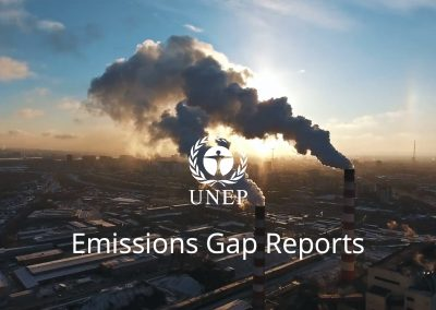 Emissions Gap Reports