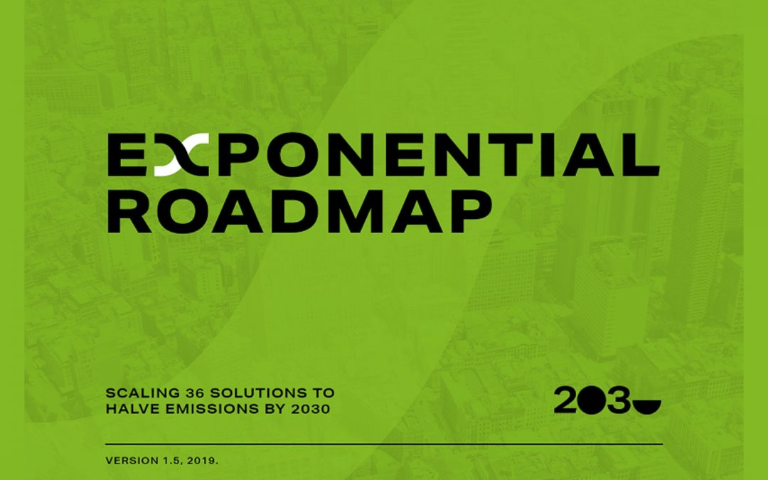 Exponential Climate Action Roadmap
