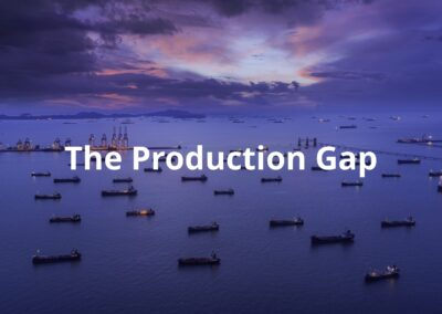 The Production Gap