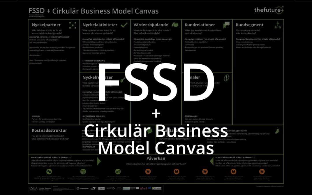 FSSD + Cirkulär Business Model Canvas