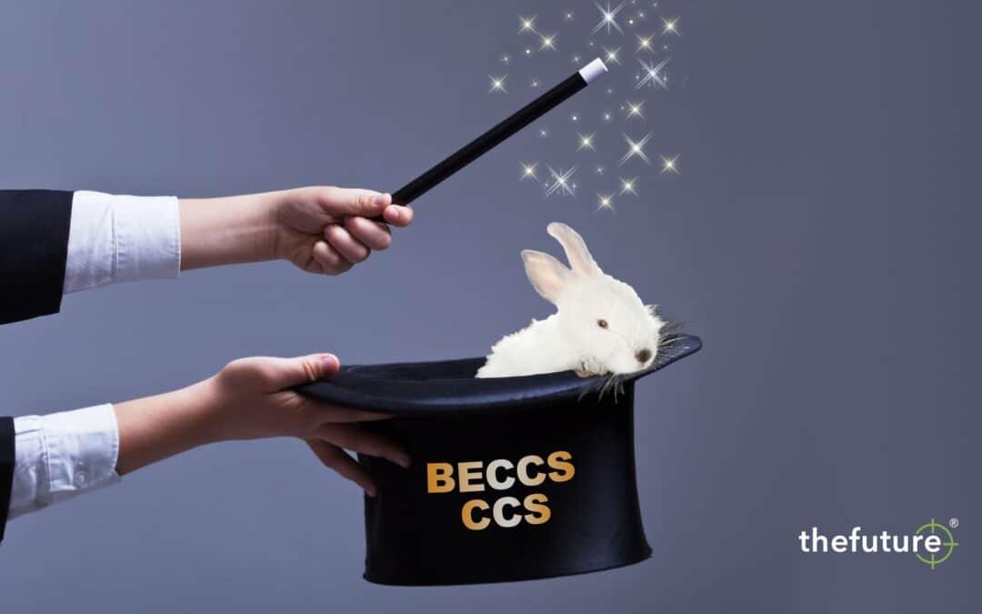 BECCS och CCS – drömmen om en magisk teknikfix…?