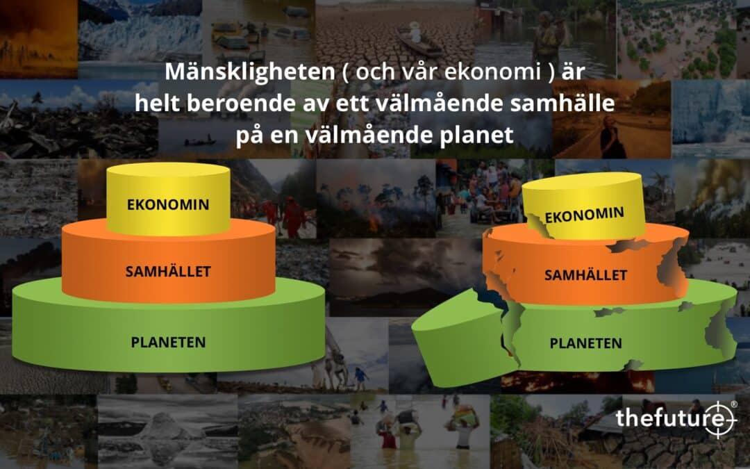 Hållbarhet är inte ett mål – det är ett antal villkor!