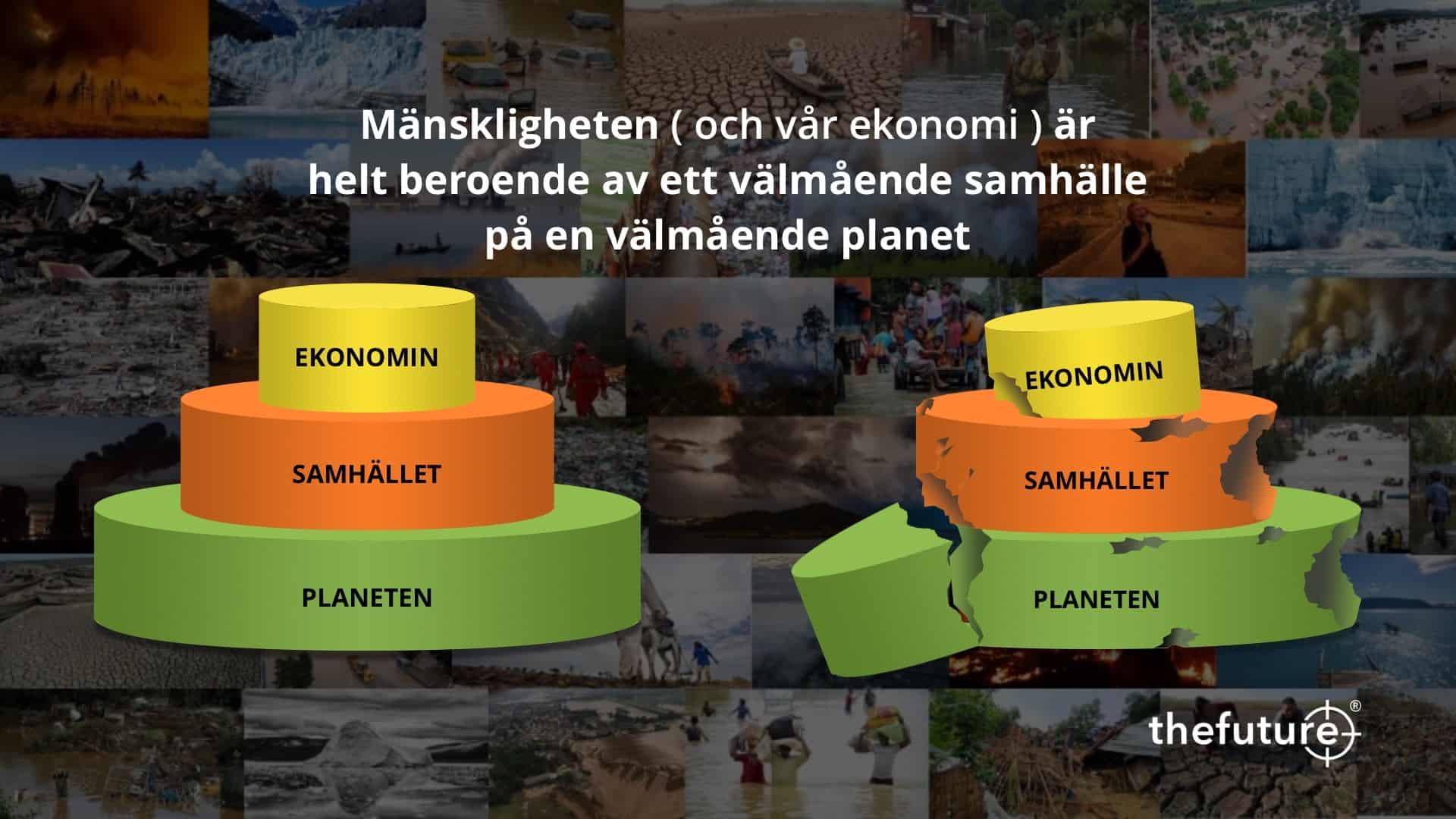 thefuture, Hållbarhet - Ett välmående samhälle och en välmående planet-FSSD