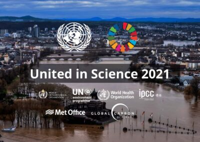 United in Science 2021